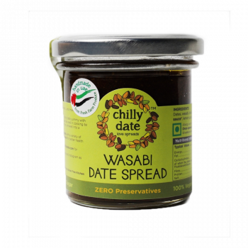 Chilly Date Wasabi Date Spread